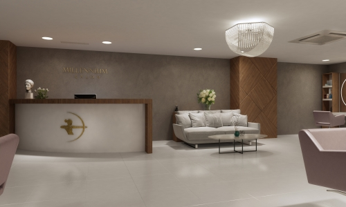 MILLENNIUM Hair salon & Beauty complex - Sofia